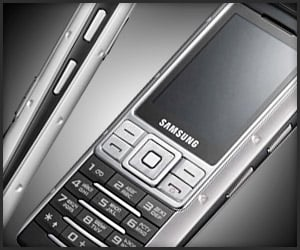 Samsung Ego Luxury Phone
