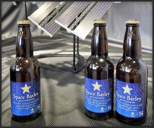 Sapporo Space Beer