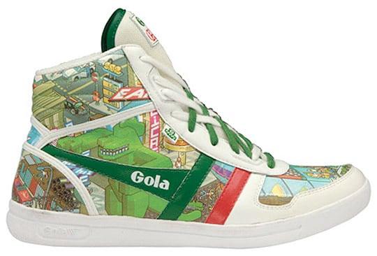 Gola x eBoy Shoes
