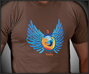 Mozilla Crowdsourced Tees