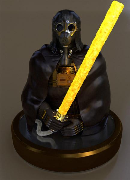 CG/Steampunk Star Wars