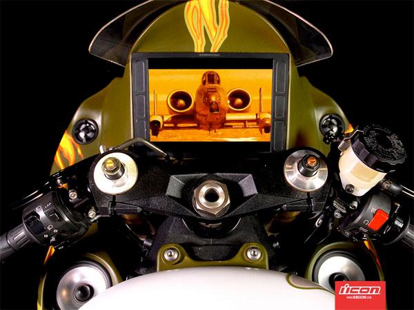 ICON Warthog ZX-10