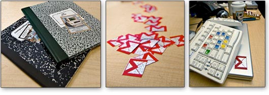 Gmail Stickers