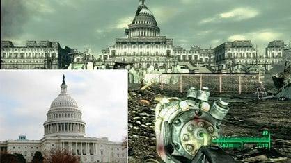 Fallout 3 vs. Reality