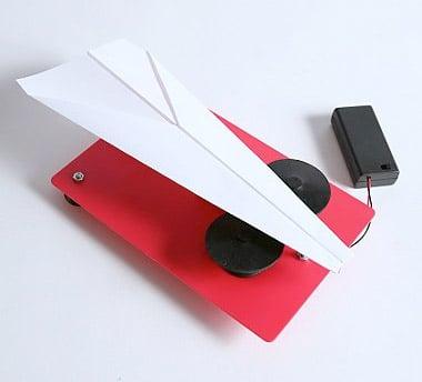 lego paper plane launcher instructions
