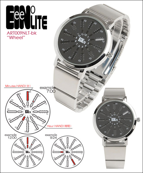 EleeNoLITE Wheel Watch