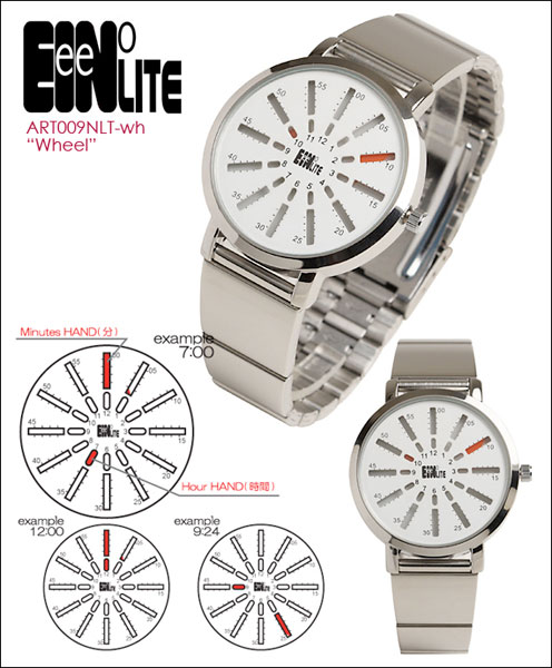 EleeNoLITE Wheel Watch