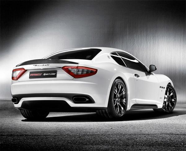 Maserati MC Sport Line