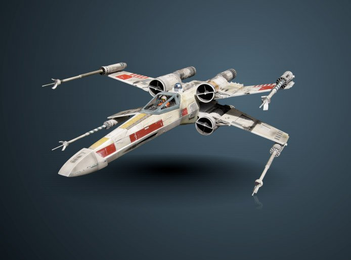 X-Wing Red Five