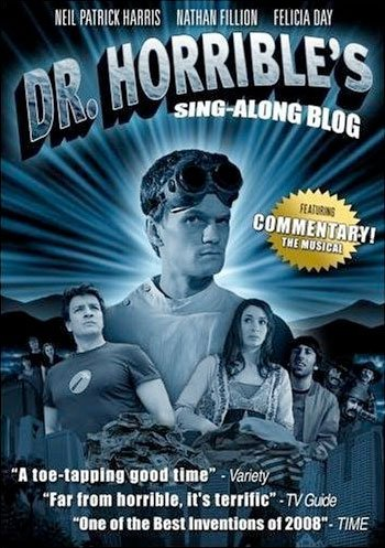 DVD: Dr. Horrible