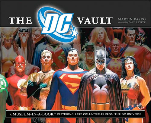 Book: The DC Vault