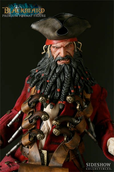 Blackbeard Premium Format