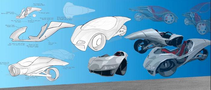 Concept: Hawk