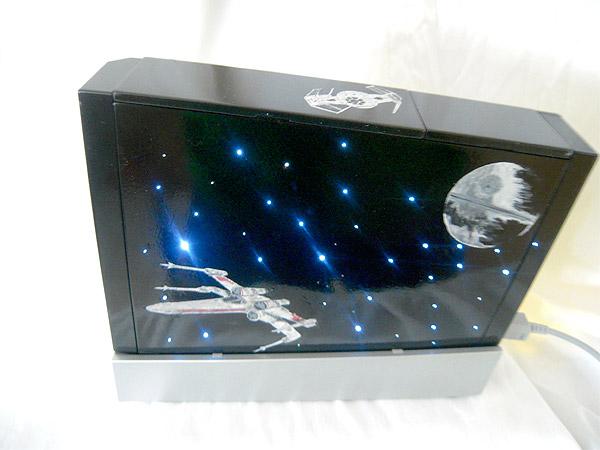 Custom Star Wars Wii