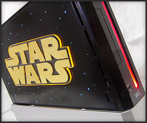 Custom Star Wars Wii