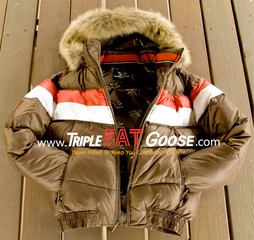 Triple Fat Goose Jacket
