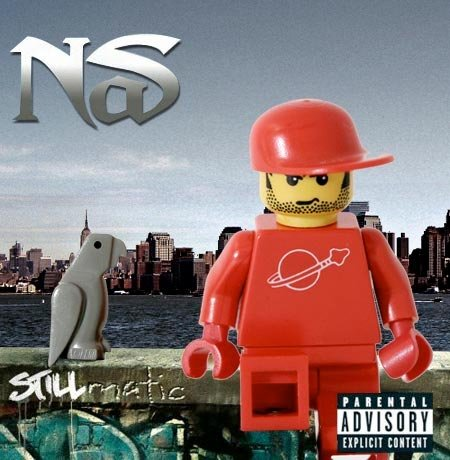 Lego Hip Hop Covers