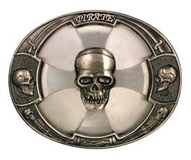 Pirate Belt Buckle Thrower