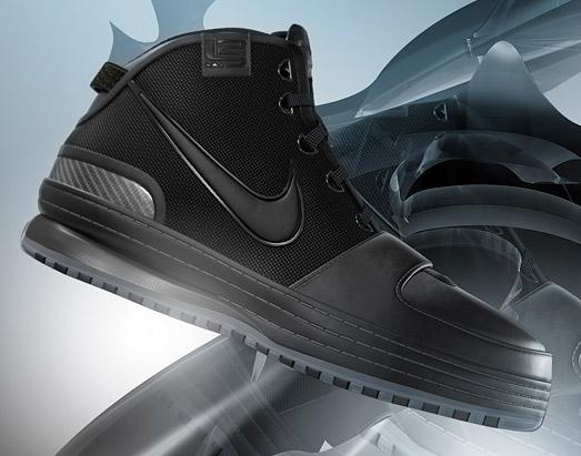 Nike Triple Blacks