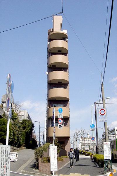 World's Slimmest Houses