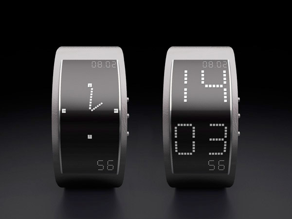 Concept: Tima Watch