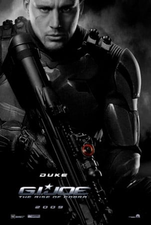 G.I. Joe Movie Posters
