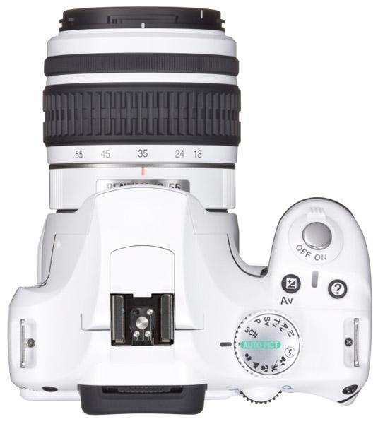 Pentax White K2000