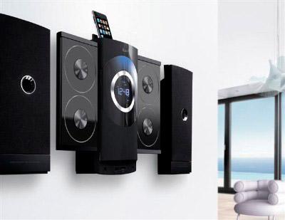 iLuv i9500 Audio System