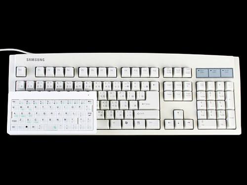 Illuminated Tiny Keyboard