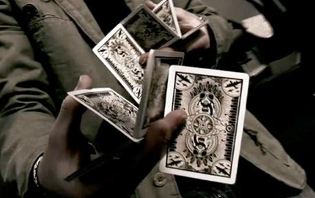 Propaganda Playing Cards