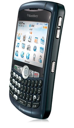 Blackberry Curve 8320