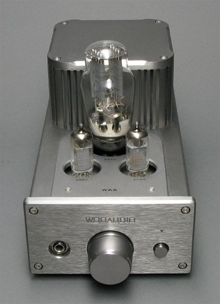 WooAudio6 Headphone Amp