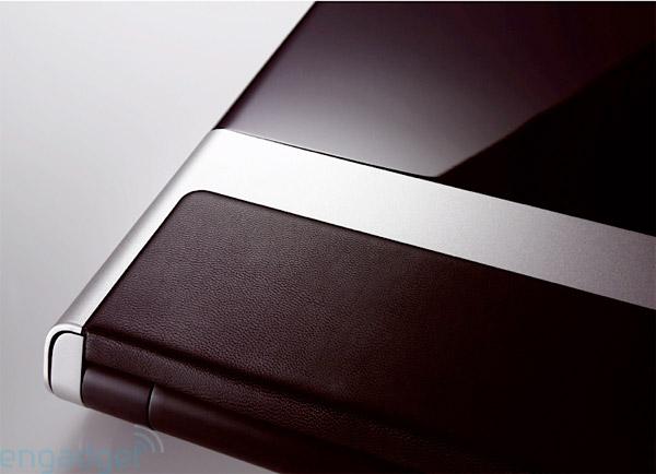 Leather Studio XPS 13