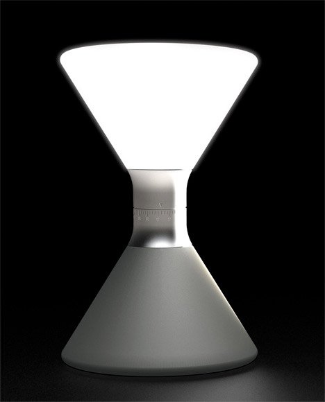 Concept: Hourglass Lantern