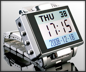 MP4 Watch & Camera