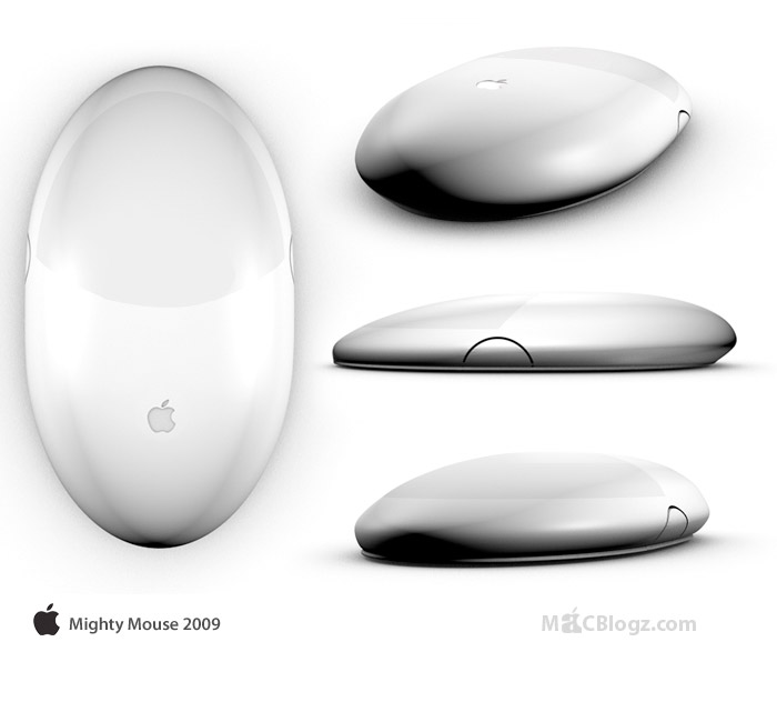 Apple Multitouch Mouse