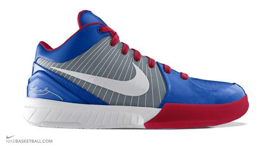Nike Zoom Kobe IV