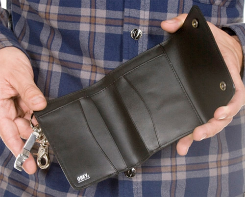 Meat Hook Wallet