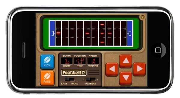 LED Football 2