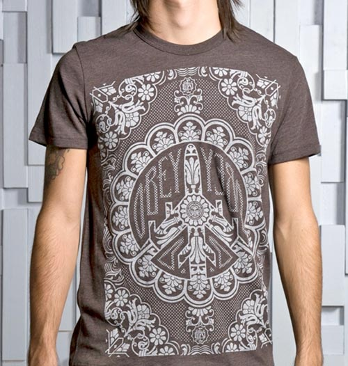 Obey Peace Bomber T-shirt