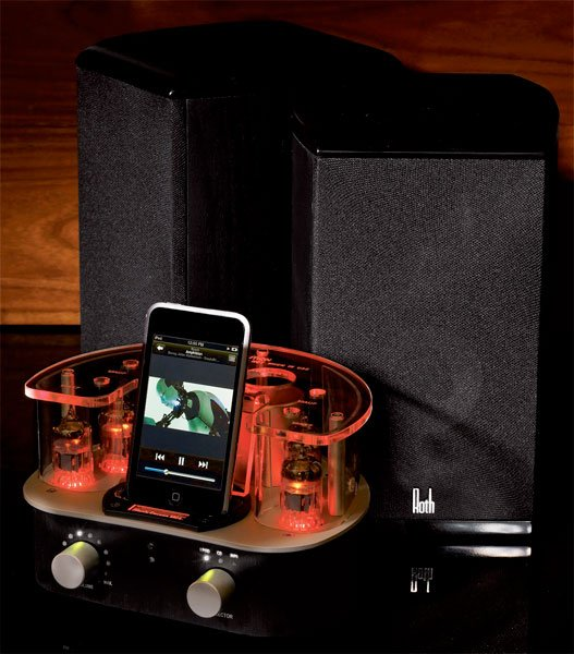 MC4 iPod Dock
