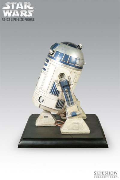 Life-Size R2-D2