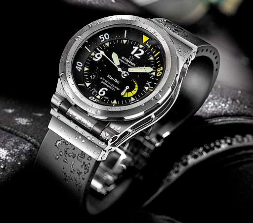 KonTiki Diver Watch