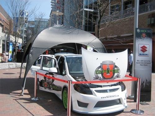 Suzuki Xbox Car