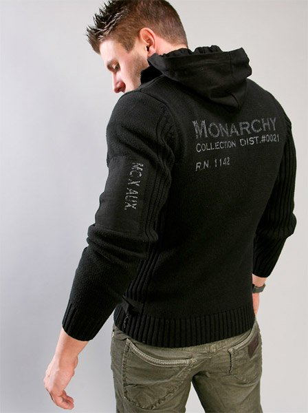Monarchy Hoody Sweater