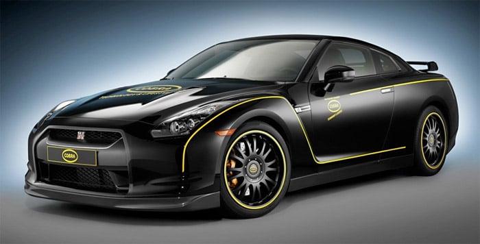 Cobra Nissan GT-R