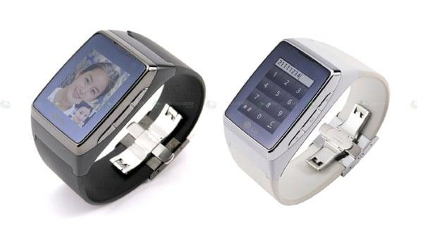 LG Video Wristphone