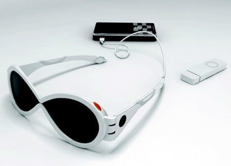 Solar Powered Sunglasses