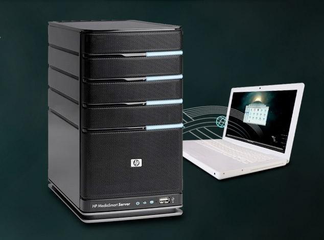 HP ex485/7 Server