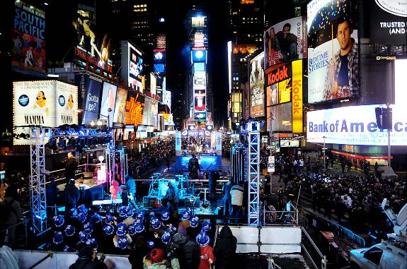 2009 Times Square Ball